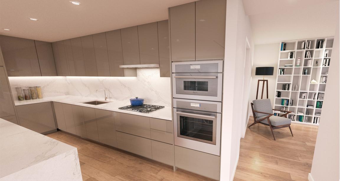 Pierce+kitchen den